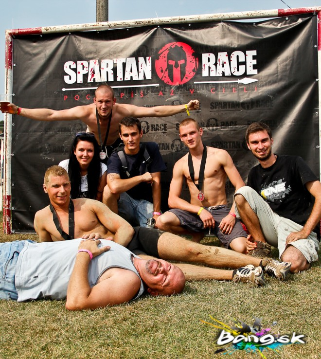 spartan race bang team