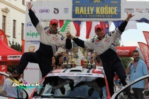 38 rocnik rally kosice