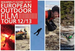 European Outdoor Film Tour 2012