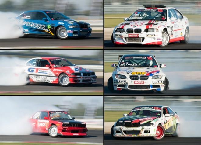 koe final drivers 2012