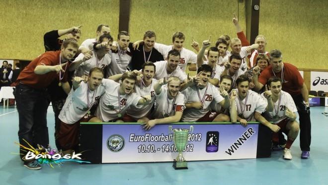 Lielvarde EuroFloorballCup 2012