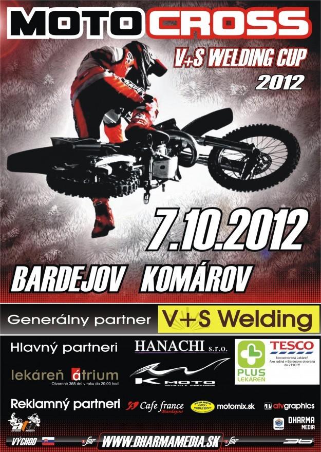 Motocross Welding Cup