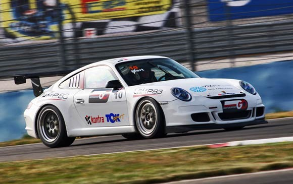 PorscheVizio GT3