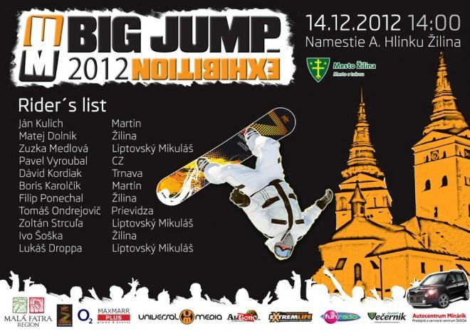 Big Jump Zilina