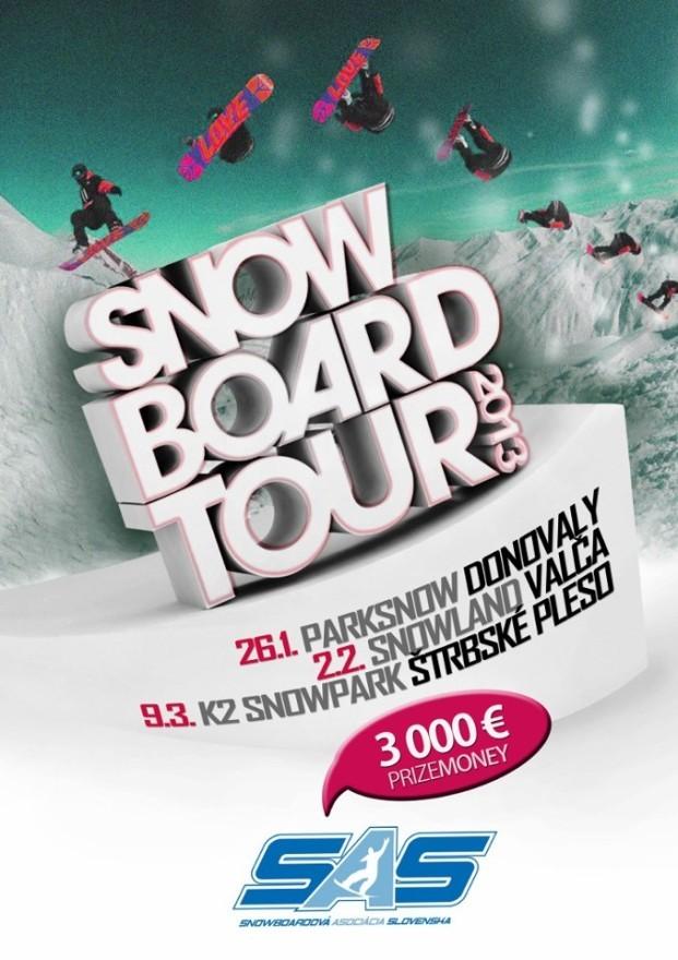 Snowboardtour 2013