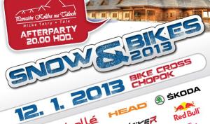 snowbike chopok 2013