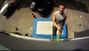 trampolie wall bang.sk