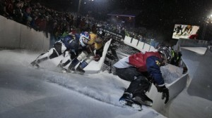 Red Bull Crashed Ice Niagara Falls