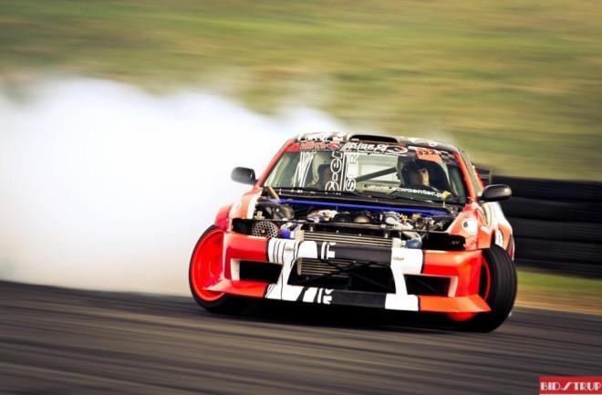 Piotr S14 drift