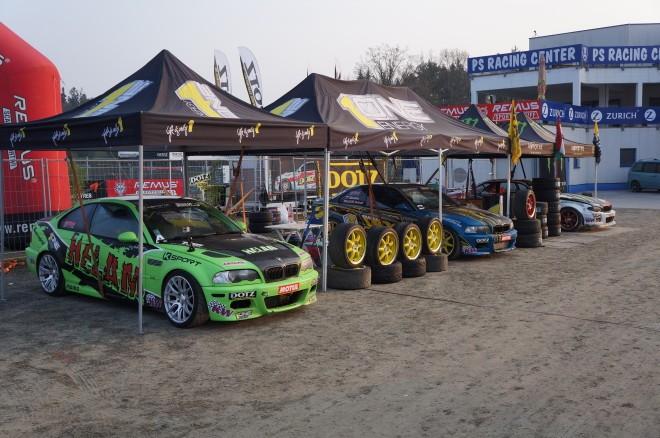 Monster KOE Pro series RD1 2013 Austria Greinbach