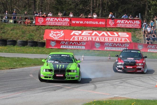 Monster KOE Pro series RD1 2013 Austria Greinbach kovacik