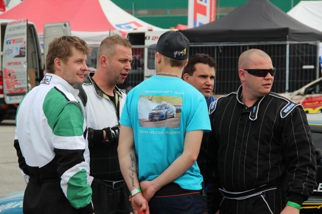 ochotnicky kurnava kolesar alexander Monster KOE Pro series RD1 2013 Austria Greinbach