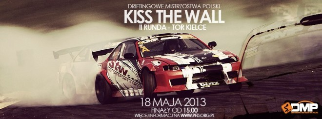 Kiss the wall kielce