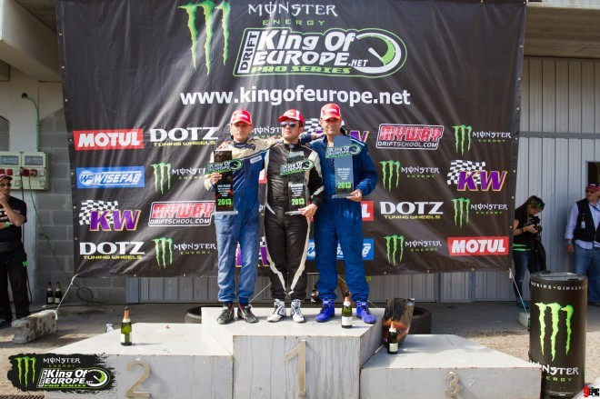 King of Europe 2013 Rd3 Spain Castelloli 9epic