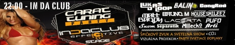 2013_InDaClub carat tuning party