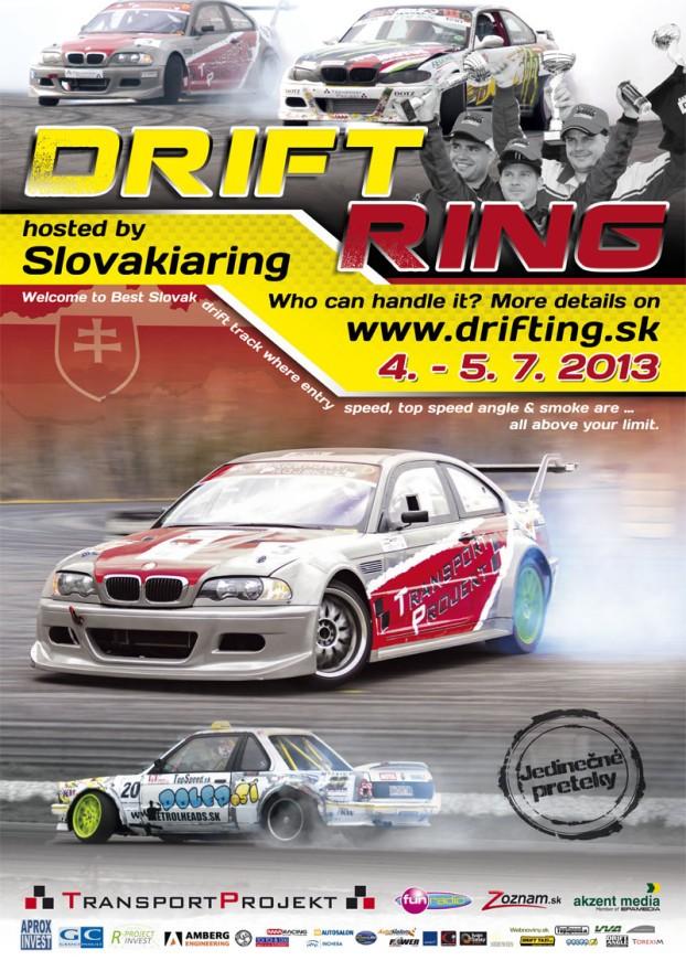 Drift Slovakia Ring