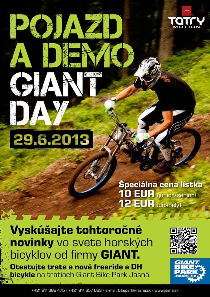 giantbikepark akcia