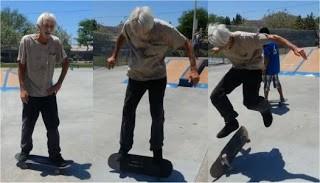 skateboarding v každom veku