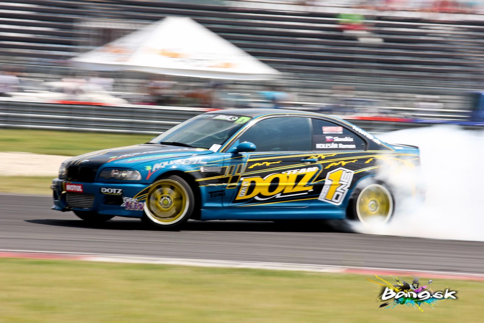 slovakia ring drift