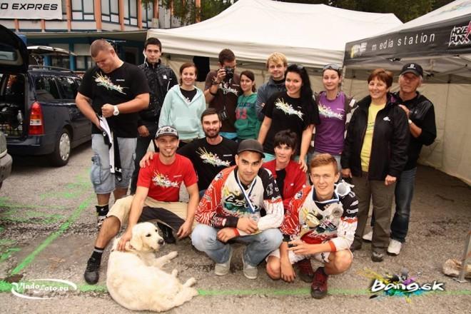 BANG team - finále Ružomberok - bike park Malino Brdo
