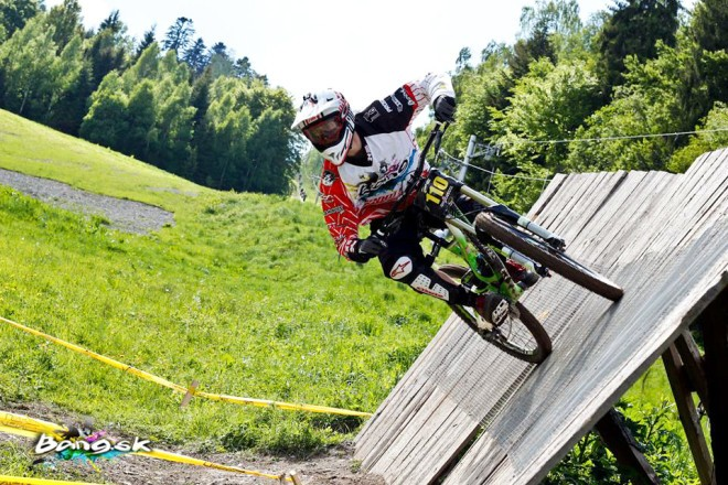 Bang Downhill Team - Dodo Ondič, Mraznica