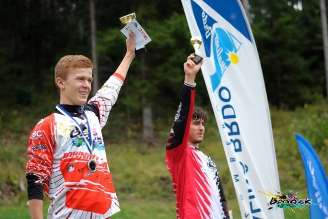 Bang downhill team - Jozef ondič, finále SPDH Ružomberok