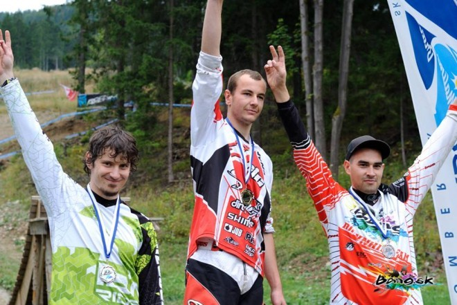Pavol Kičin - Bang downhill team, ružomberok