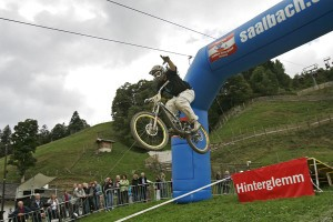 Saalbach downhill