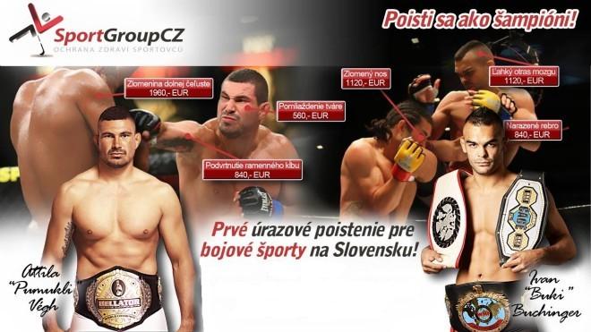 Sport Group bojové športy