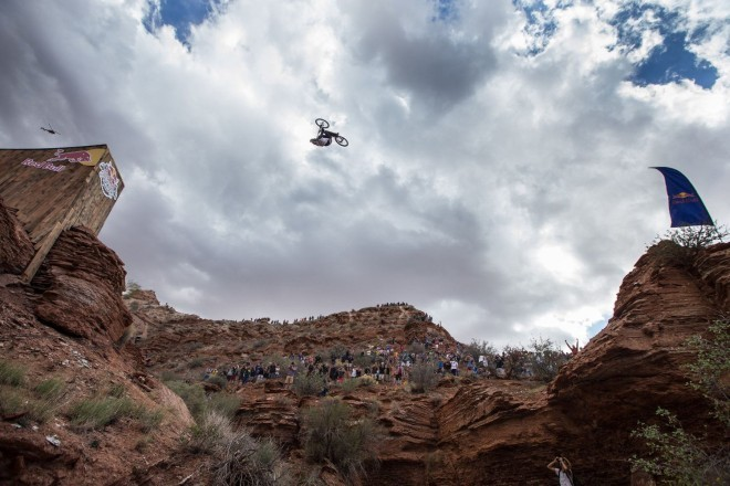 red bull rampage - Kelly McGarry