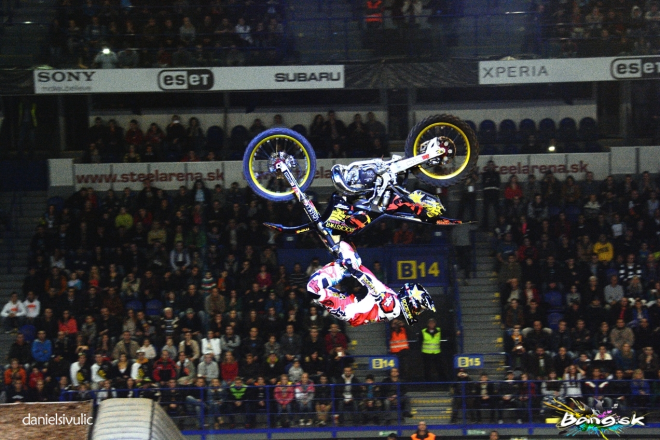 Rinaldo Freestyle motocross