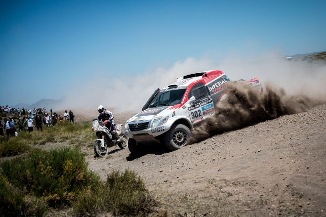 MOTORSPORT - Rally Dakar 2014