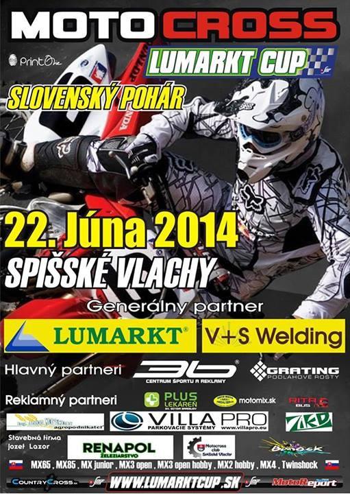 Spišské Vlachy - Lumark cup 2014