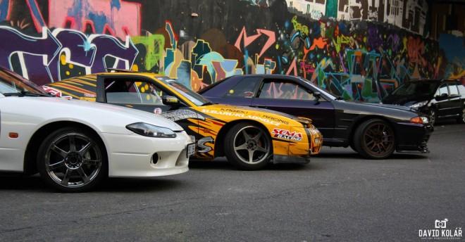 11 STREET CARS PARKING PRAHA 3.0