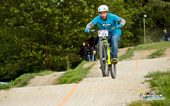 BikeFest Kalnica 2014 - dual pumptrack (1)