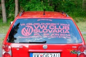 VII. Celoslovenský zraz VW clubu (2)