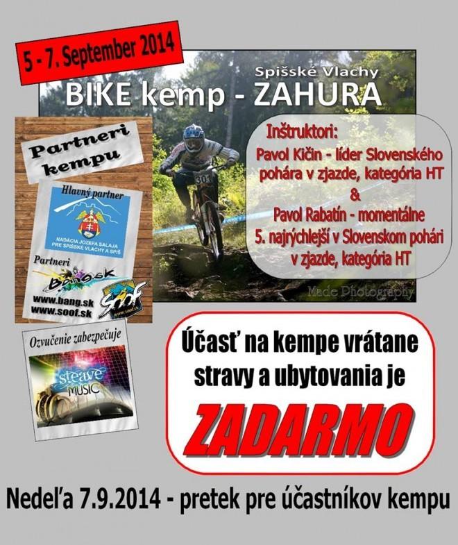 Bike camp 2014
