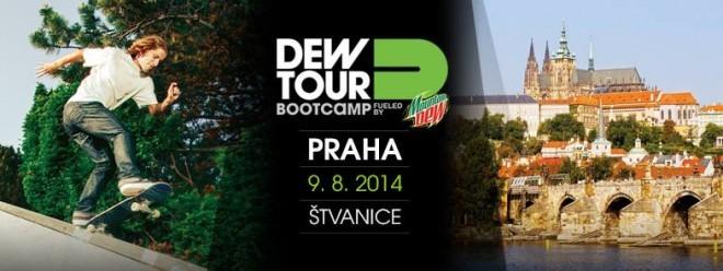 Dew Tour Bootcamp Praha