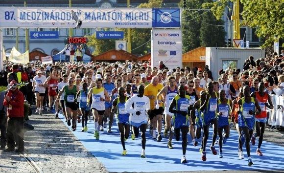 košický maratón