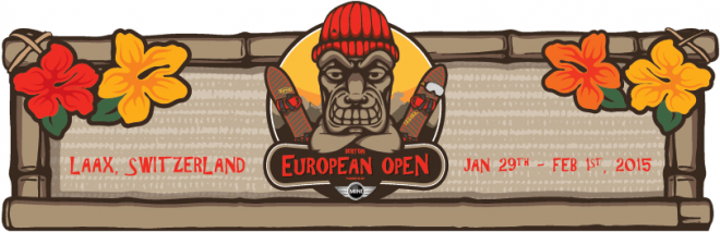 Finále Burton European Open 2015
