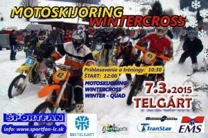 Wintercross Telgárt
