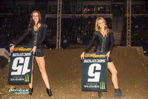 monster girls Supercross