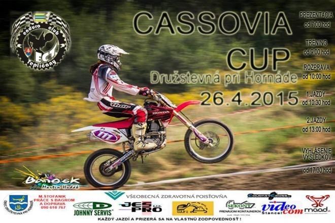 Cassovia Cup 2015 Družstevná pri Hornáde