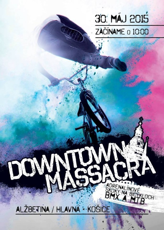Downtown Massacra 2015