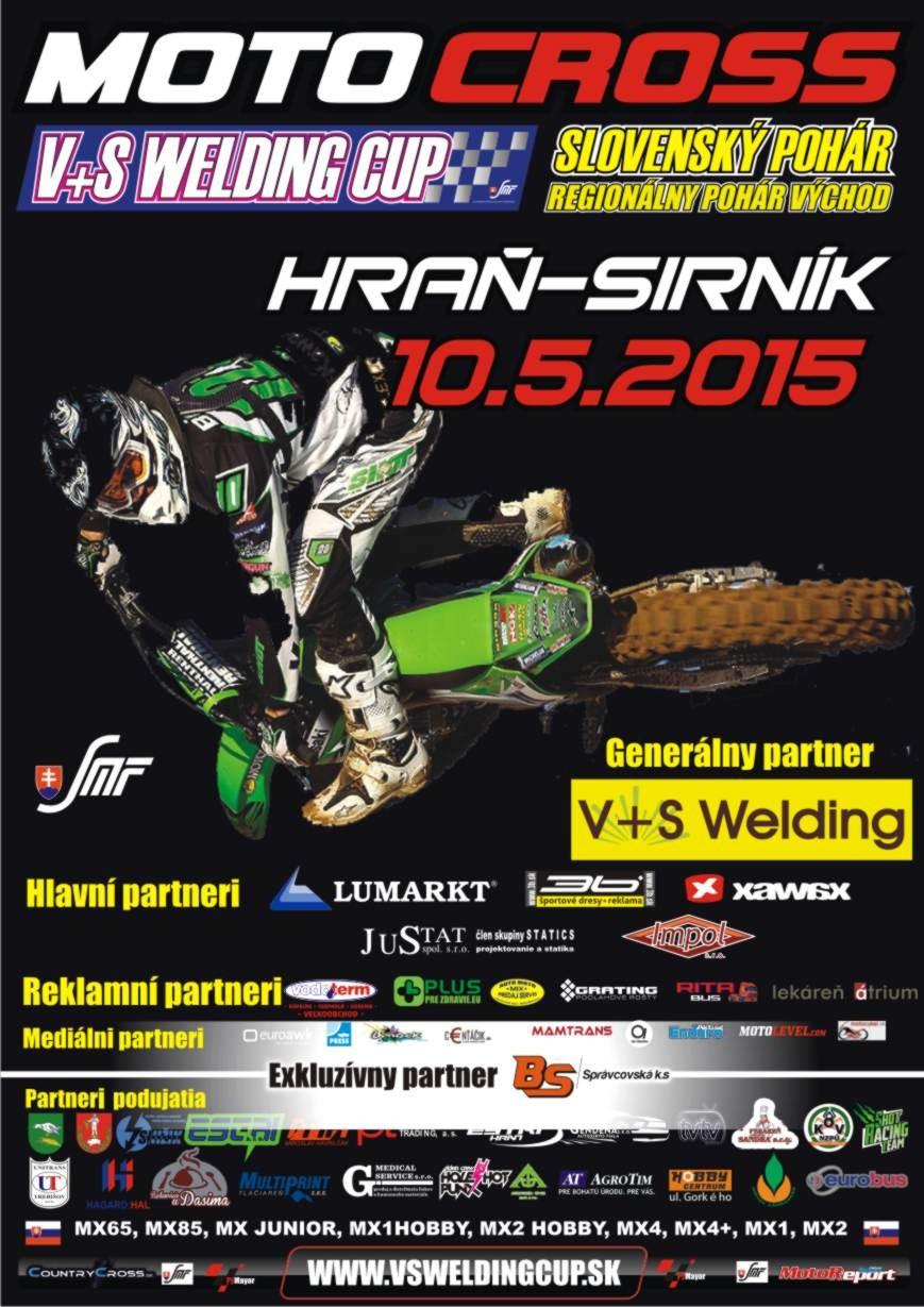 Welding Cup Hraň -Sirník 2015