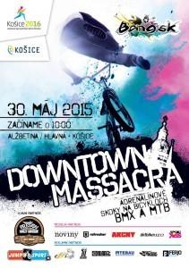 Downtown Masacra 2015 Košice
