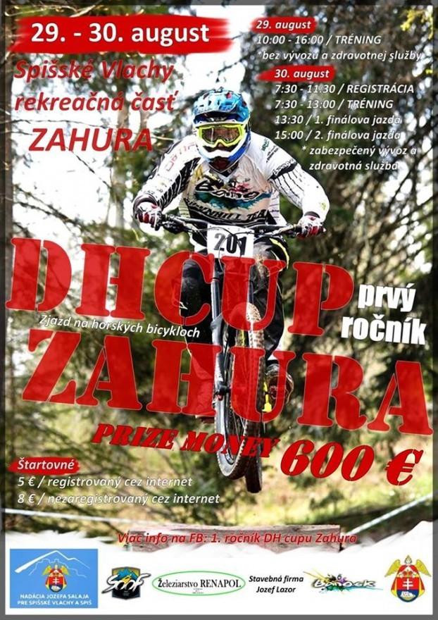 DH Cup Zahura