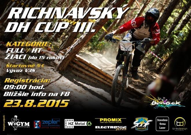 Richnavský DH Cup 2015