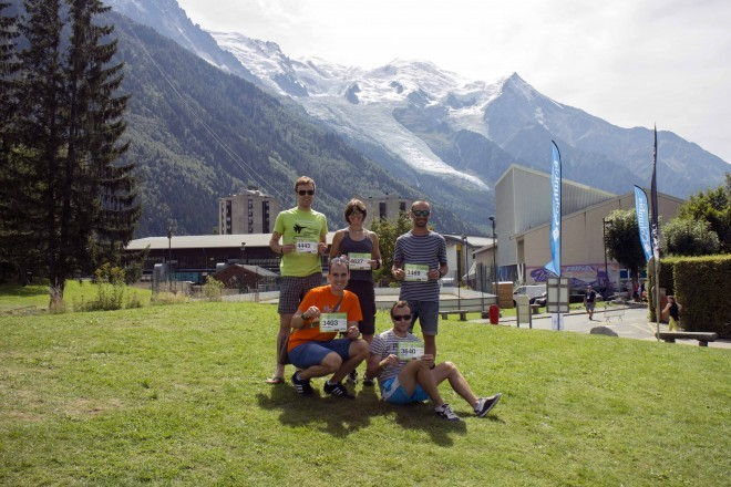 Ultra Trail du Mont Blanc 1