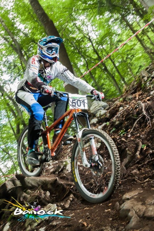 Lučivna - Bang DH Team 2014